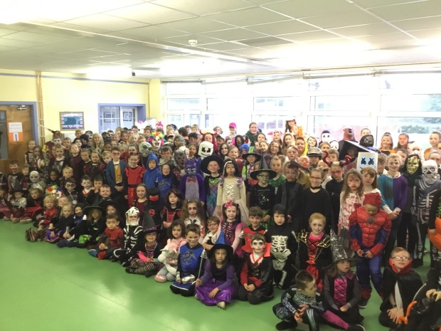 children of castlelyons NS (Hallowe'en)